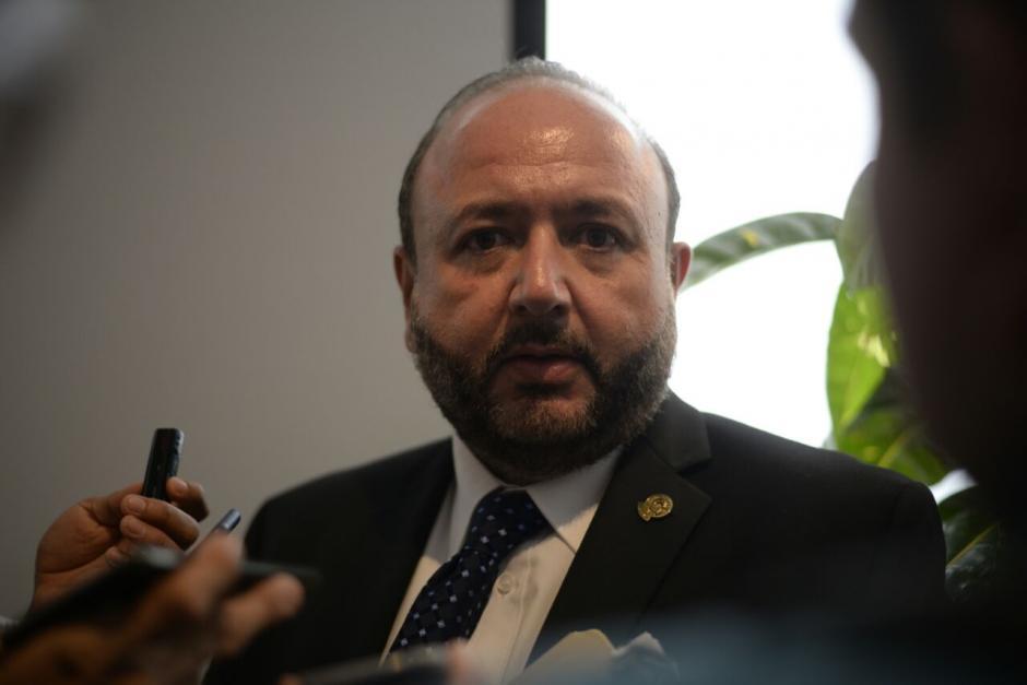 El ministro de Economía, Antonio Malouf, habló de incentivos fiscales a empresarios de EE.UU. (Foto: Archivo/Soy502)