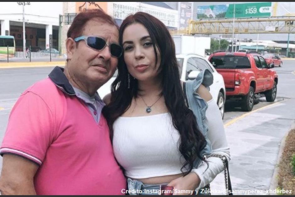Sammy Pérez y su novia Zuleika se casarán en Guatemala, como lo anunció el actor en redes sociales. (Foto: Instagram Sammy Pérez)