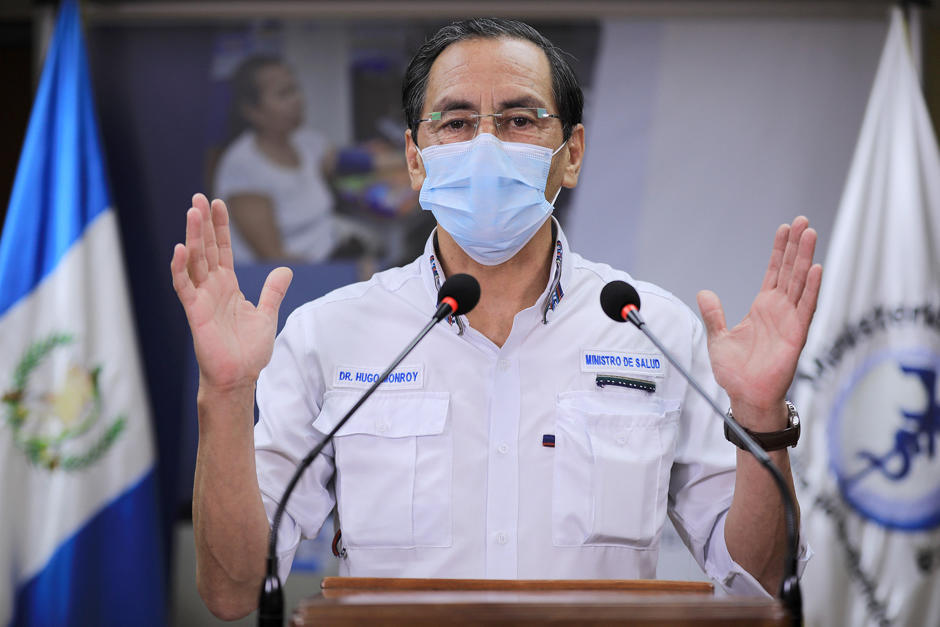 Según Giammattei, Monroy fue el enlace entre los gobiernos de Guatemala y Taiwán para la construcción de un hospital. (Foto: Archivo/Soy502)
