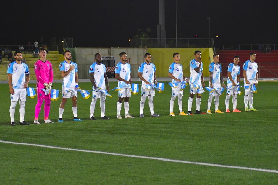 Guatemala se quedó en el camino tras empatar contra Curazao el juego por el primer lugar. (Foto: Pedro Pablo Mijangos/Nuestro Diario)