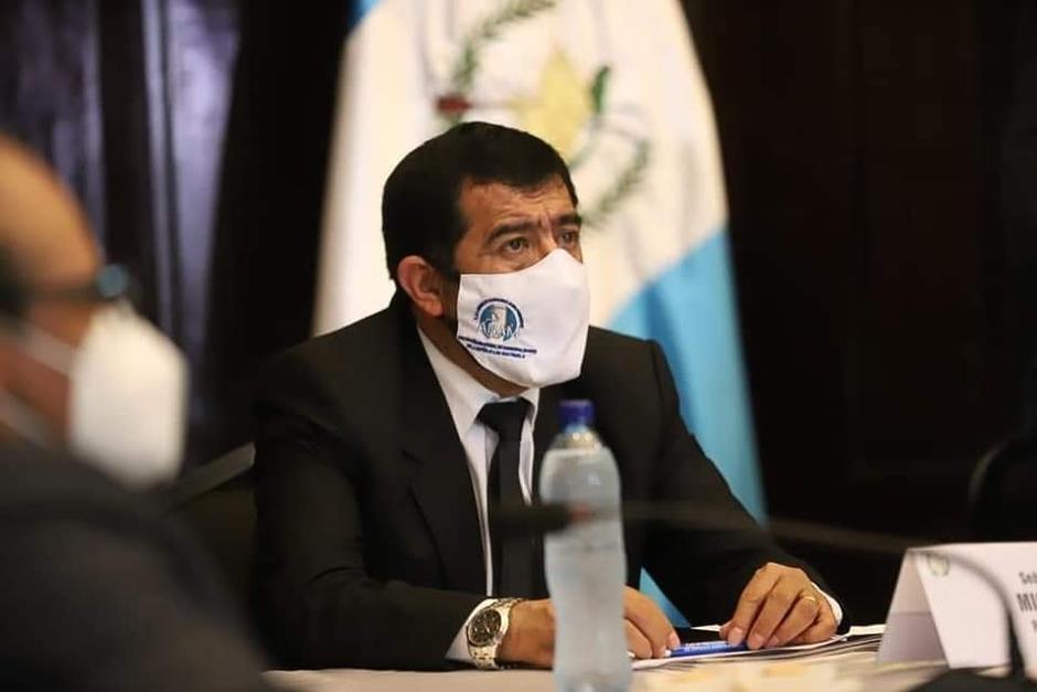 Alcalde de Salcajá, Miguel Ovalle, sufre derrame cerebral. (Foto: Archivo/Soy502)