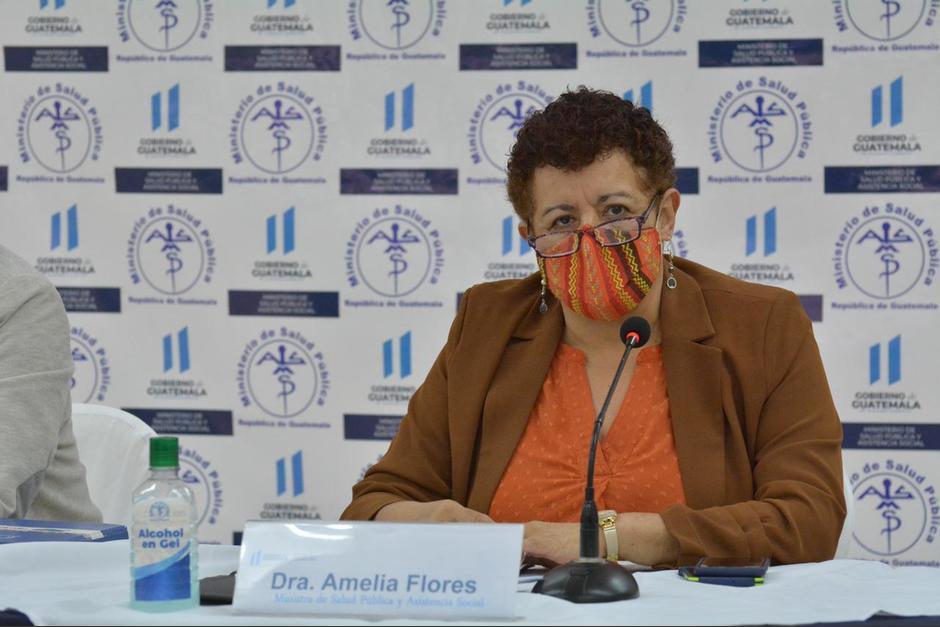 Flores señaló que la población debe ser responsable para evitar la propagación del Covid-19. (Foto: Ministerio de Salud)