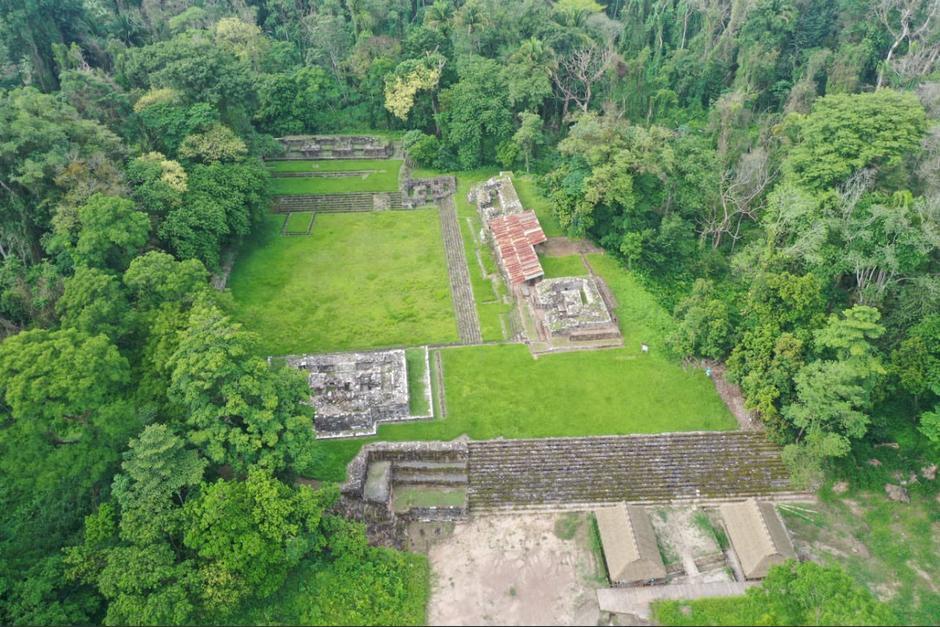 La restauración de Quiriguá duró ocho meses. (Foto: Gobierno de Guatemala)