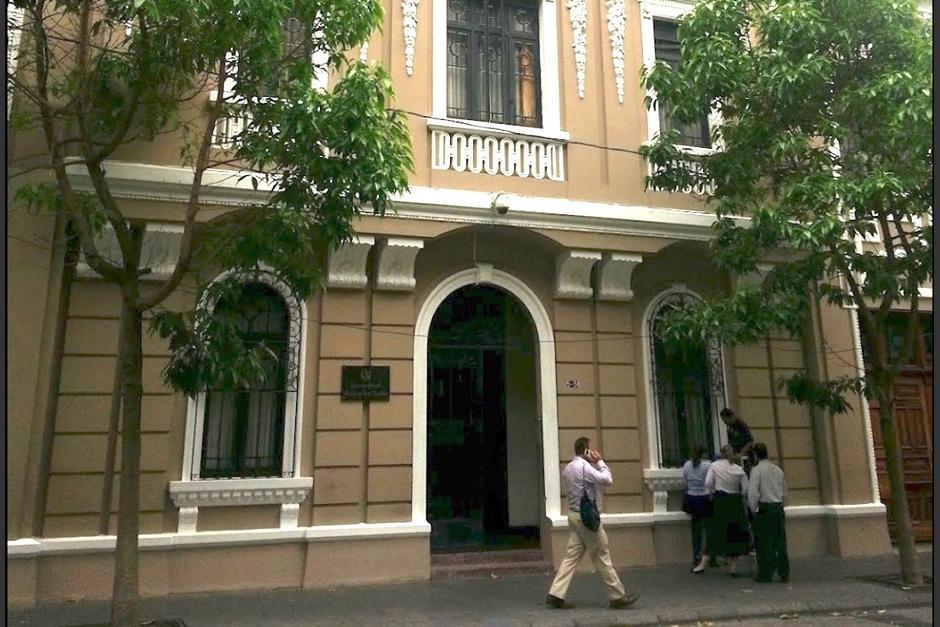 Las plazas se están ofreciendo para laborar en la Secretaría General de la Presidencia. (Foto: Google Maps)