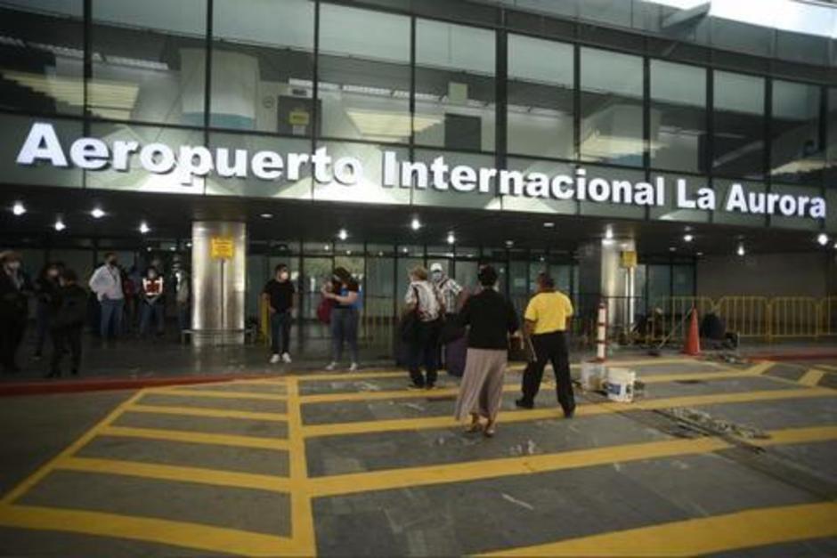 Los vuelos hacia Bogotá están reanudados dos veces por semana. (Foto: archivo/Soy502)
