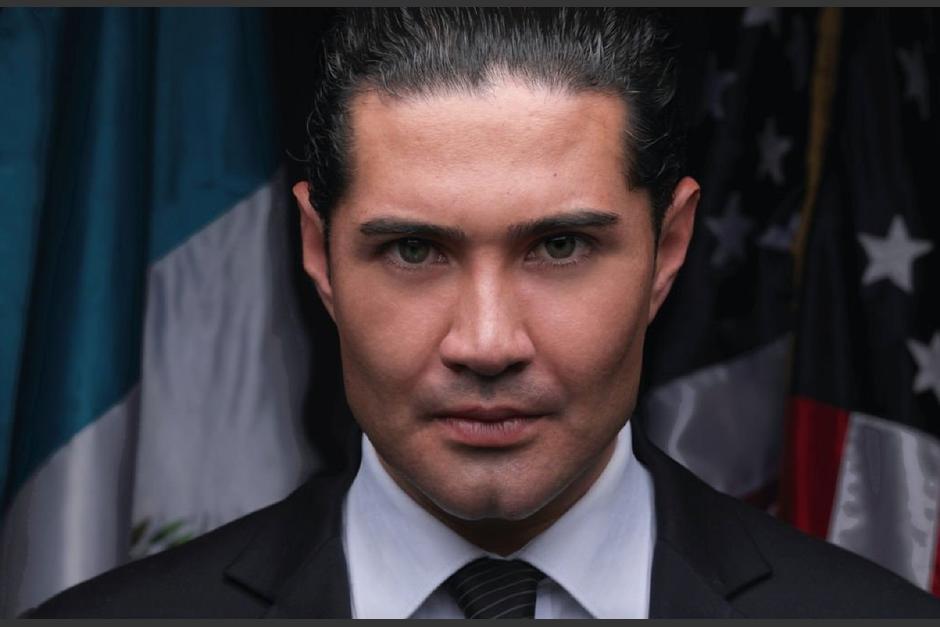 Juan Pablo Gutiérrez Paz exabogado de Marco Pappa y expareja de Marollory Chacón, la Reina del Sur, fue detenido por violencia contra la mujer. (Foto: Cortesía)