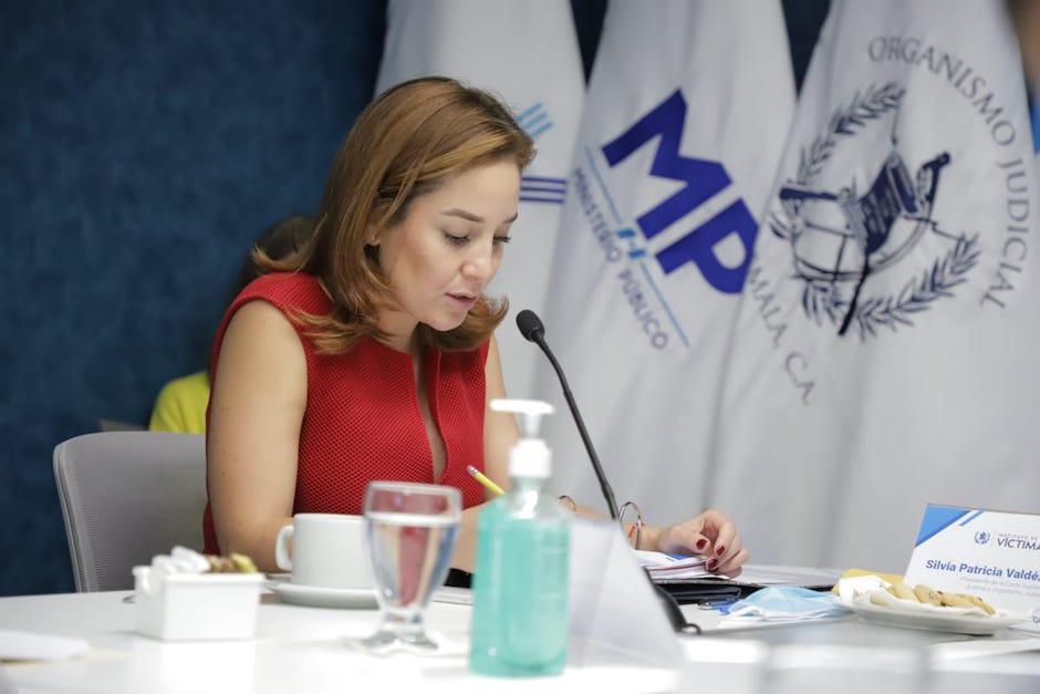Alejandra Carrillo es la directora del Instituto de la Víctima. (Foto: Twitter)