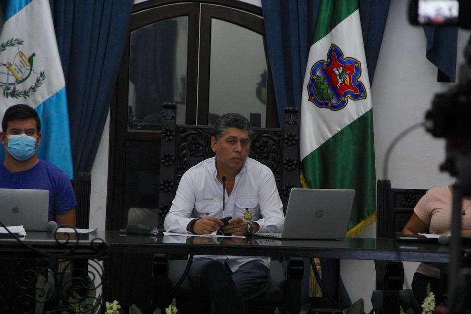 Antigua Guatemala: Destituyen a comisario de la Policía Urbana
