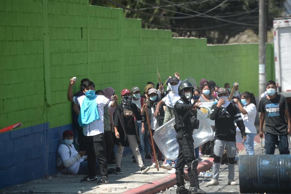 """Vecinos de Nimajuyú: """"No imaginamos que tuvieran armas de fuego"""""""