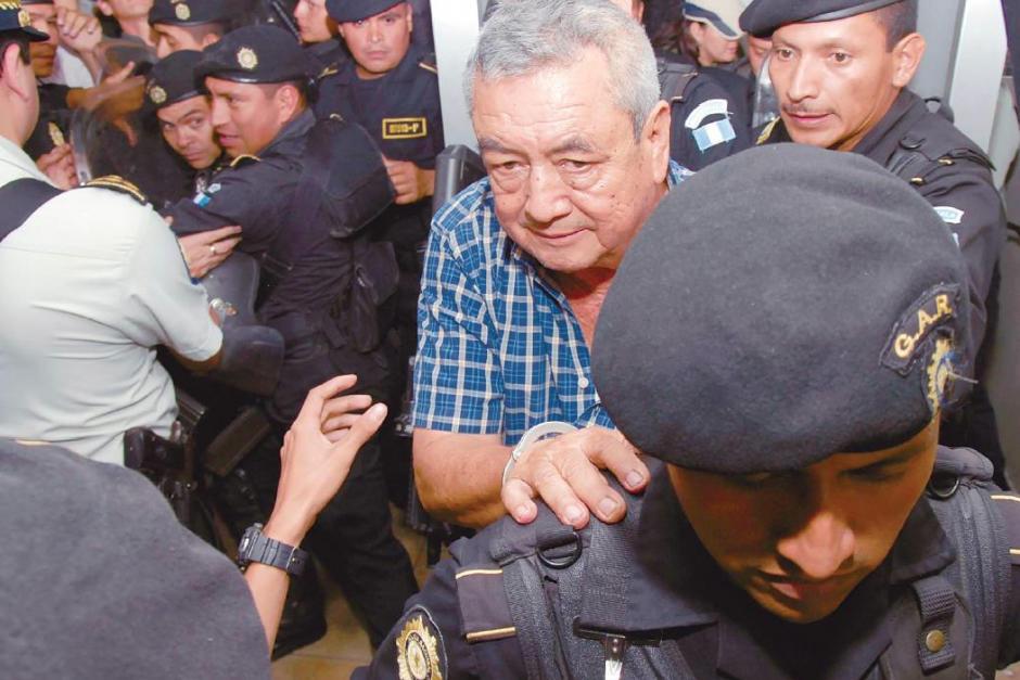 """El guatemalteco Waldemar Lorenzana, alias """"El Patriarca"""", condenado por narcotráfico murió en EE.UU. (Foto: Archivo/Soy502)"""