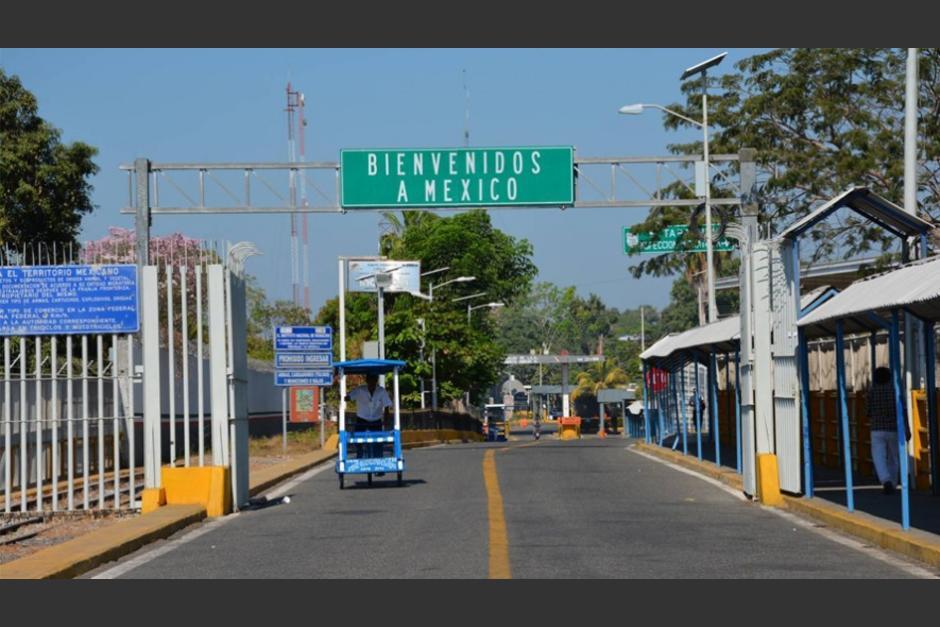 El cierre de la frontera terrestre es para actividades no esenciales. (Foto: Archivo/Soy502)