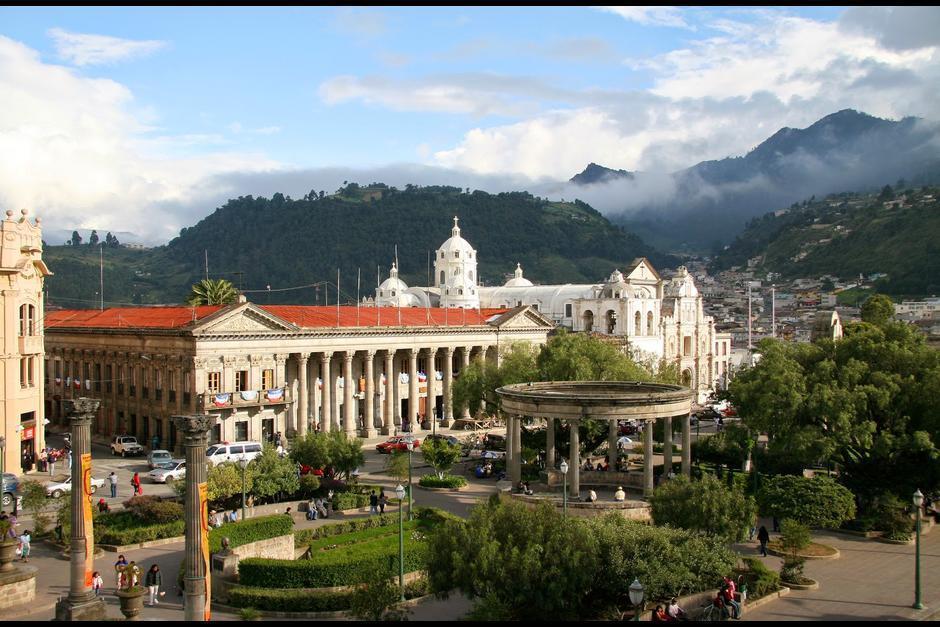El parque es uno de los complejos que planea construir el Gobierno para conmemorar el bicentenario de la Independencia del país. (Foto: Archivo/Soy502)