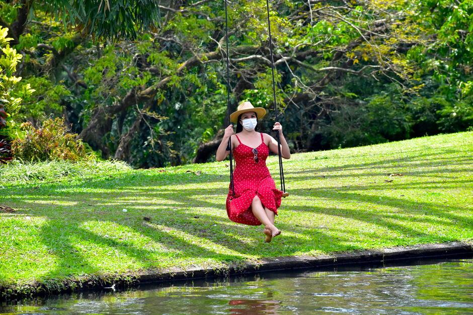El lugar ofrece una gran variedad de actividades para disfrutar en familia o con los amigos. (Foto: Fredy Hernández/Soy502)