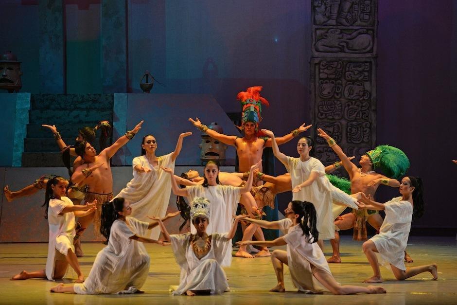 El Sindicato de Artistas, que alberga el Ballet Folklórico, asegura que han cerrado varias academias de arte a nivel nacional. (Foto: Archivo/Soy502)