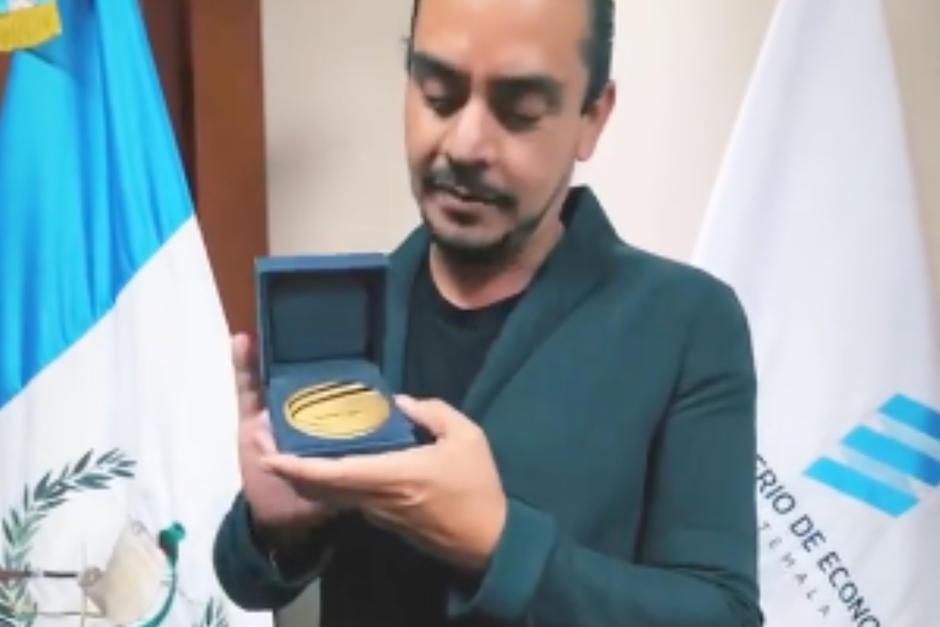 El guatemalteco fue premiado por su trilogía de cine. (Foto: Jayro Bustamante oficial)