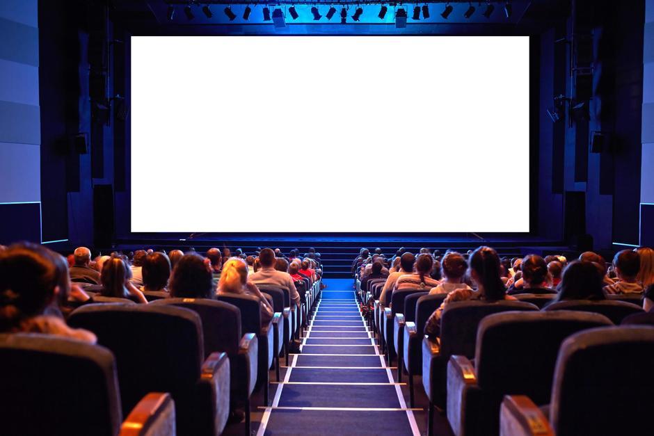 La propuesta de ley busca crear el Instituto Guatemalteco de Cine y crear un impuesto a las salas de cine. (Foto: Shutterstock)