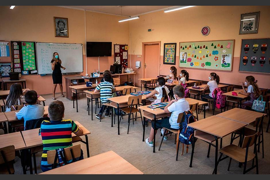 Las clases presenciales en centros educativos privados continúa sin ser una opción. (Foto: archivo/Soy502)
