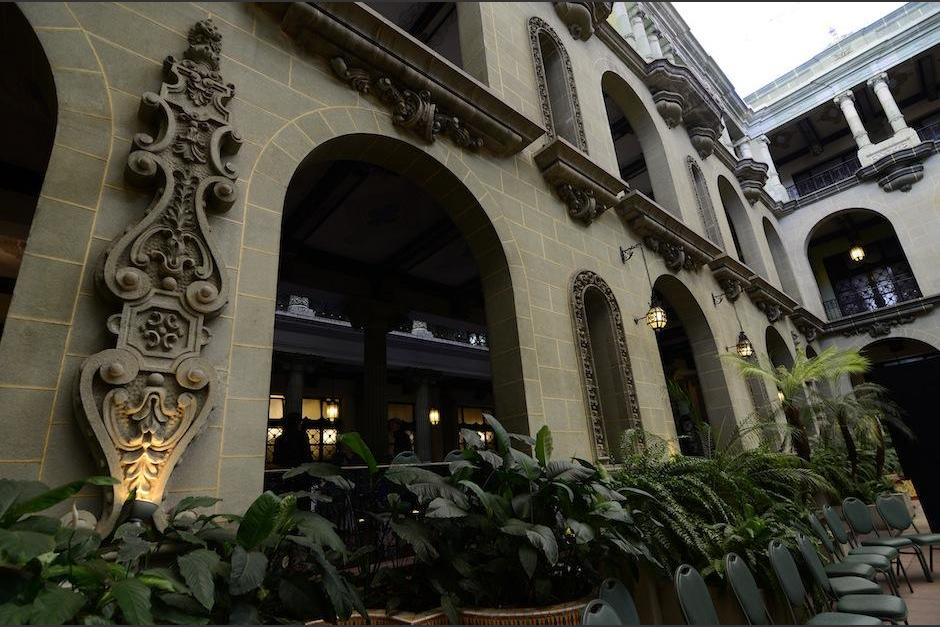 Las filmaciones se realizan en el Palacio Nacional de la Cultura con autorización de la administración. (Foto ilustrativa / archivo)