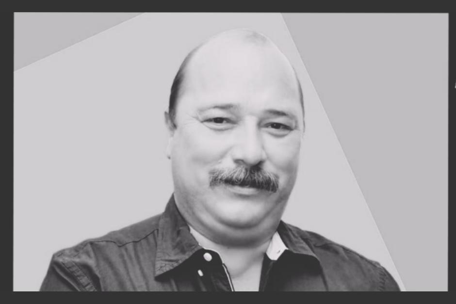Juan Antonio Vanegas, alcalde de Concepción las Minas, falleció por complicaciones derivadas del Covid-19. (Foto: Esquipulas Televisión)