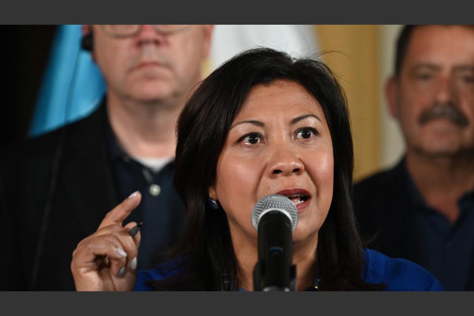 La congresista estadounidense Norma Torres reveló un listado de guatemaltecos considerados corruptos. (Foto: Archivo/Soy502)