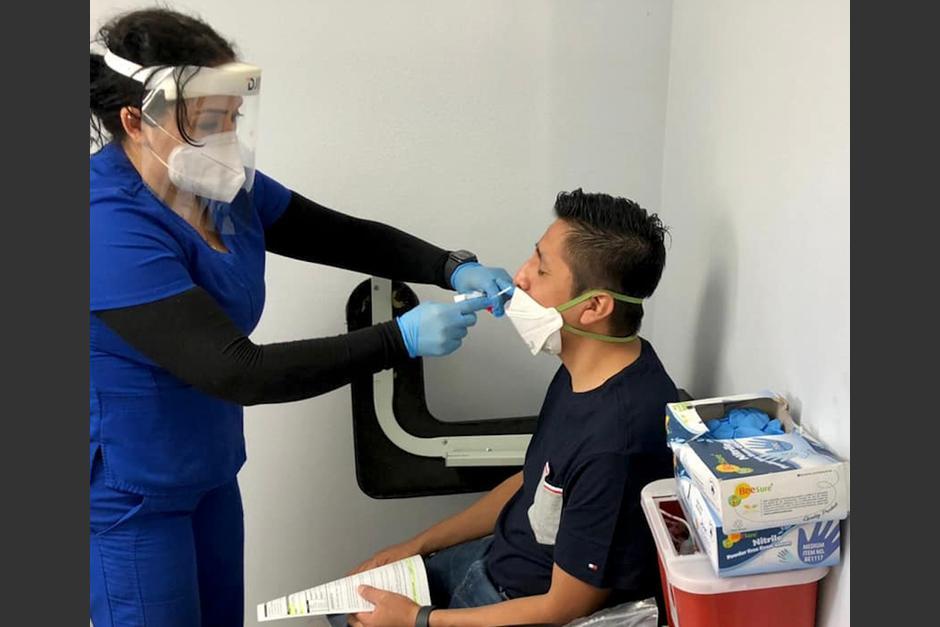 El Consulado de Guatemala en Los Ángeles habría ofrecido pruebas gratis para detectar el Covid-19. (Foto: Facebook/Consulado)