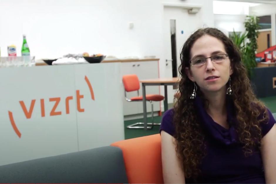 Leslie Kajomovitz creó una útil herramienta para realizar presentaciones en Zoom como en un show de televisión. (Foto:Leslie Kajomovitz)