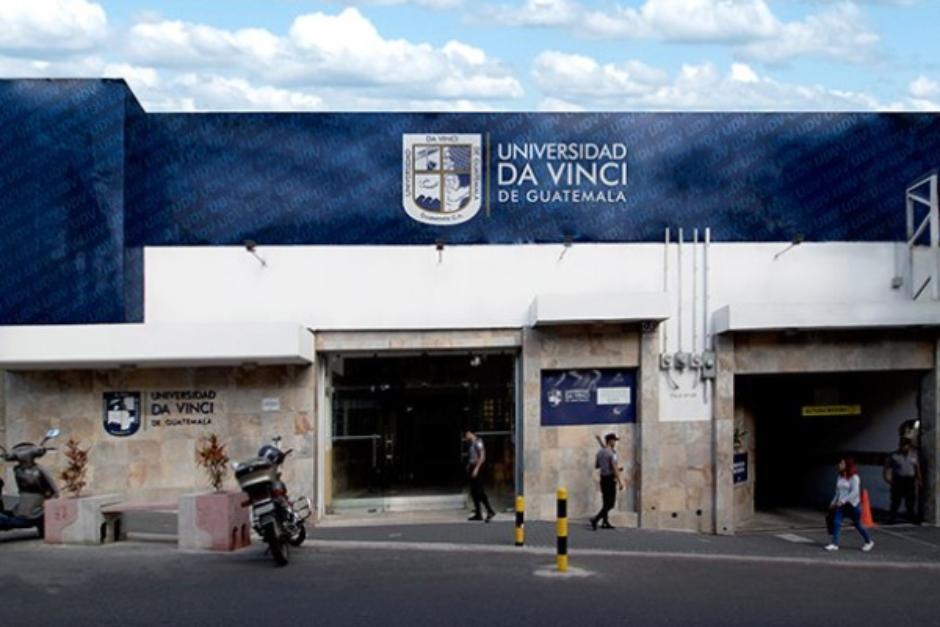 La Universidad Da Vinci está involucrada en un escándalo de documentos que habrían sido falsificados. (Foto: Universidad Da Vinci)