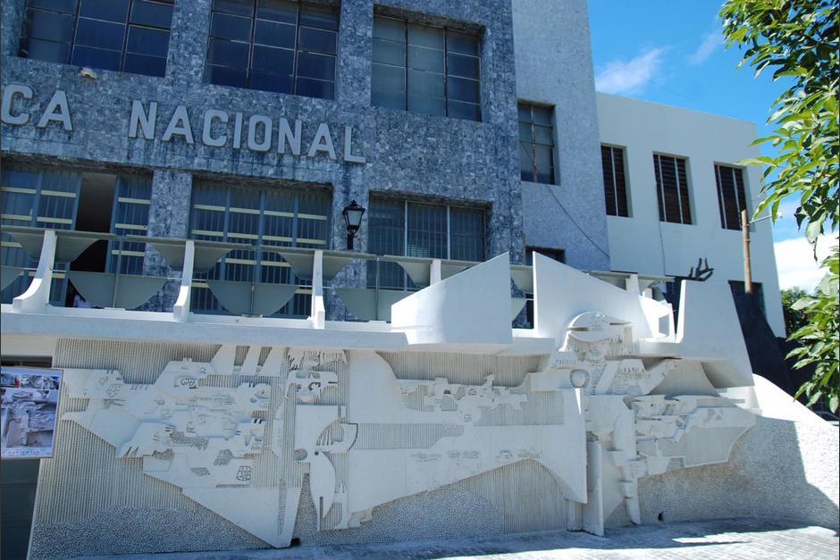 Un agente de la Policía Nacional Civil (PNC) fue localizado sin vida en el interior de la Biblioteca Nacional.(Foto ilustrativa: Ministerio de Cultura y Deportes)