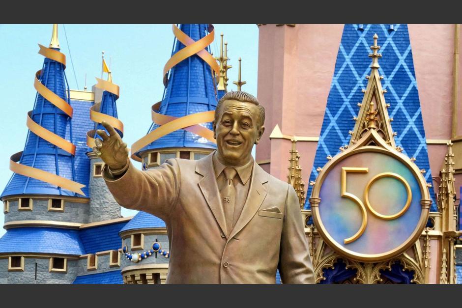 Disney World celebra sus bodas de oro haciendo cambios en 4 parques temáticos. (Foto: Disney)