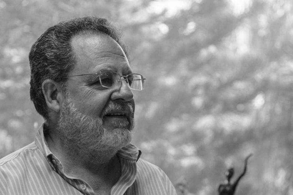 Muere el destacado pintor, escultor, retratista y artista plástico Manolo Gallardo. (Foto: Archivo/Soy502)