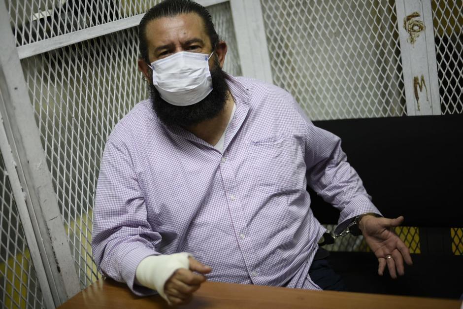 La audiencia de primera declaración debía llevarse a cabo el jueves 7 de octubre. (Foto: Wilder López/Soy502)