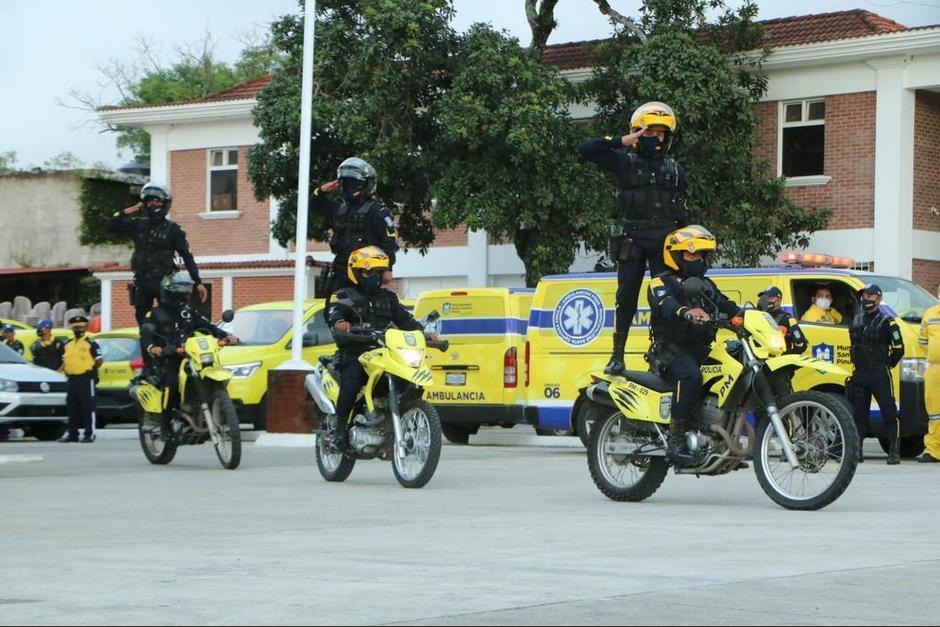 El grupo realiza recorridos de seguridad en calles del municipio. (Foto: SCP)