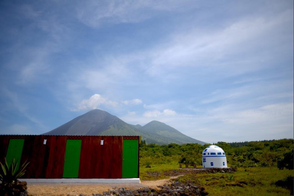Este proyecto se inaugura el 3 de septiembre en la aldea Los Pocitos, Villa Canales. (Foto: Wilder López/Soy502)