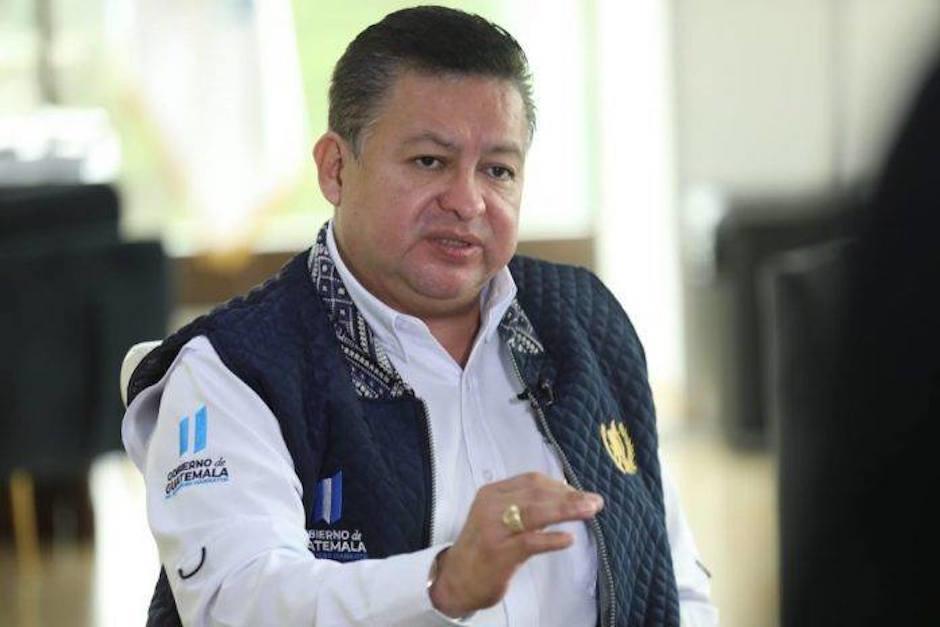 El Ministro de Desarrollo Social, Raúl Romero, se vio envuelto en un escándalo por una fiesta sexual. (Foto: archivo/Soy502)
