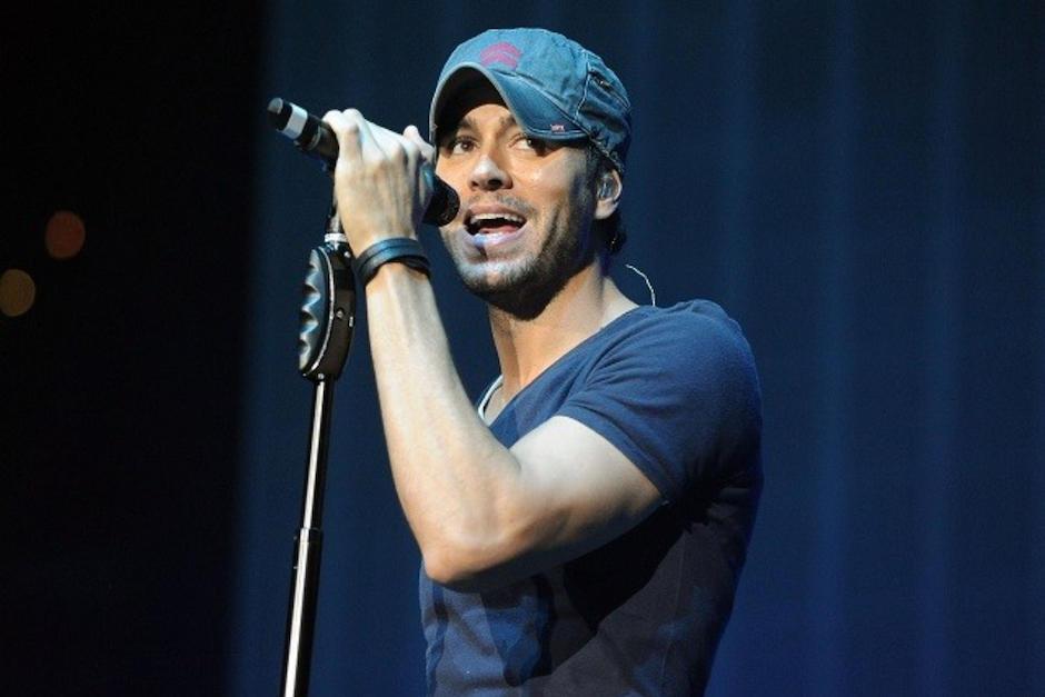 El cantante reveló la sorprendente noticia. (Foto: AFP)
