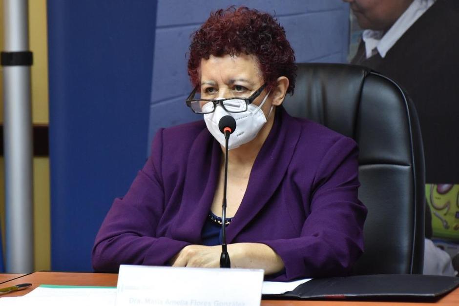 La madre de la Ministra de Salud se encuentra debatiéndose entre la vida y la muerte. (Foto: Ministerio de Salud)