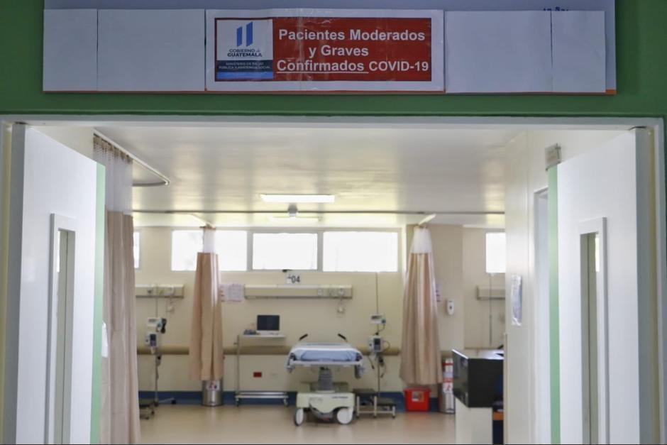 El Hospital Especializado de Villa Nueva se convirtió exclusivo para atender a pacientes Covid-19. (Foto: archivo/Soy502)