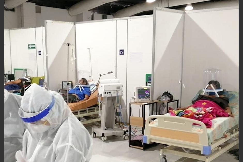 Muchas personas vacunadas están siendo hospitalizadas por Covid-19. (Foto: Archivo/Soy502)
