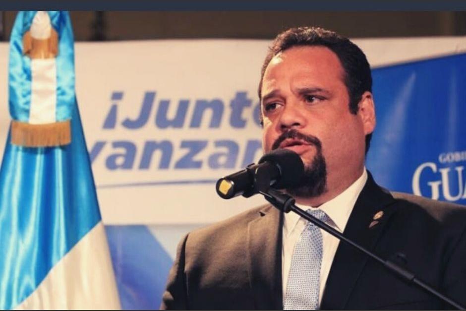 José Luis Benito, exministro de Comunicaciones, ya habría conocido la propuesta de arrendamiento en la Empornac. (Foto: Archivo/Soy502)