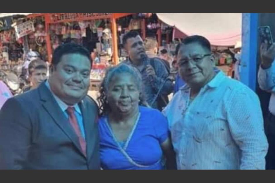 "Atacan a balazos a ""Doña Mila"", la contacto de Allan Rodríguez dentro del mercado La Terminal. (Foto: captura de pantalla)"