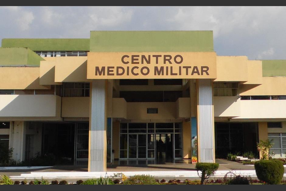 El Centro Médico Militar no ha sido abierto para toda la población durante la pandemia. (Foto: Archivo/Soy502)