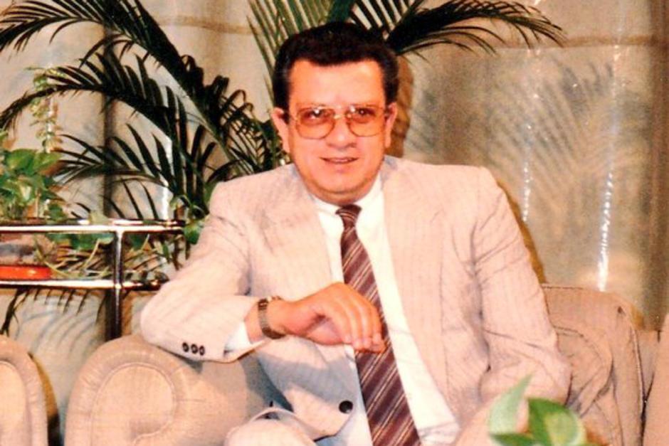 Edgar Gudiel fue fundador del programa Nuestro Mundo por la Mañana. (Foto: Erick de Paz/Twitter)