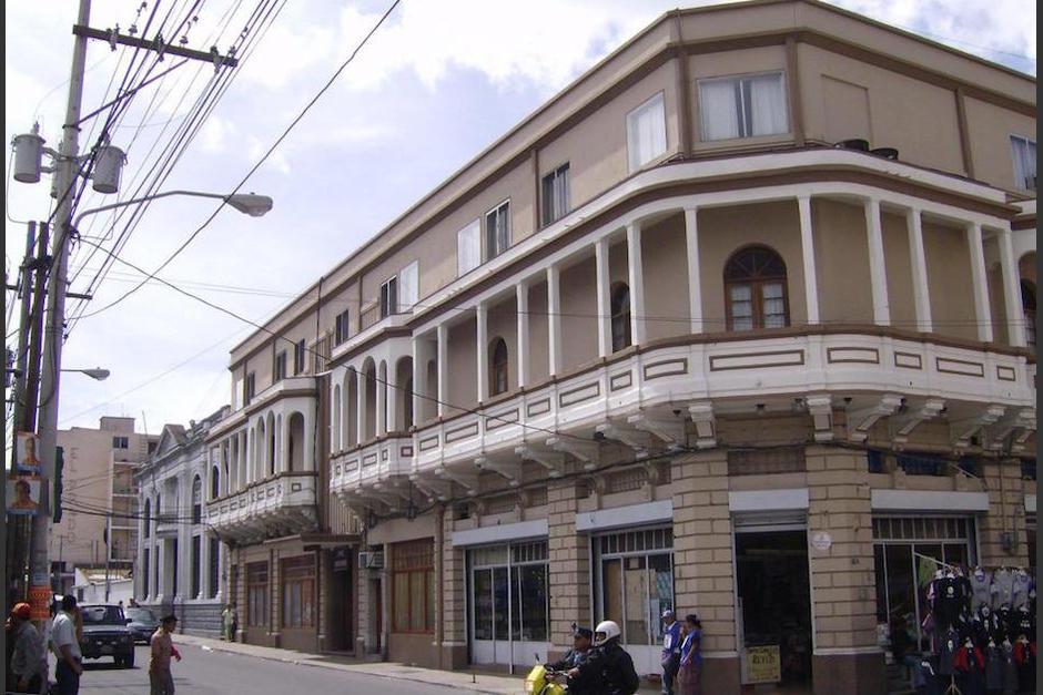 Vita de una de las áreas del hotel Pan American que cerró su atención al público en mayo de 2020 por la crisis del Covid-19 (Foto: Ana Lucía Ramírez y archivo)