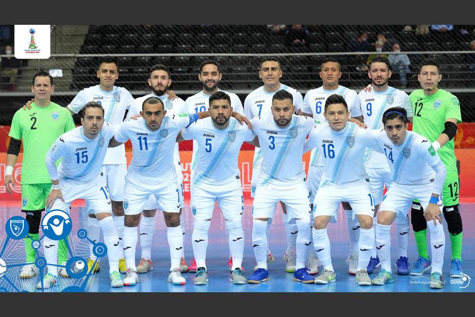 Guatemala perdió ante la selección de Rusia y espera aún clasificar a octavos de final como mejor tercero. (Foto: Fedefut)