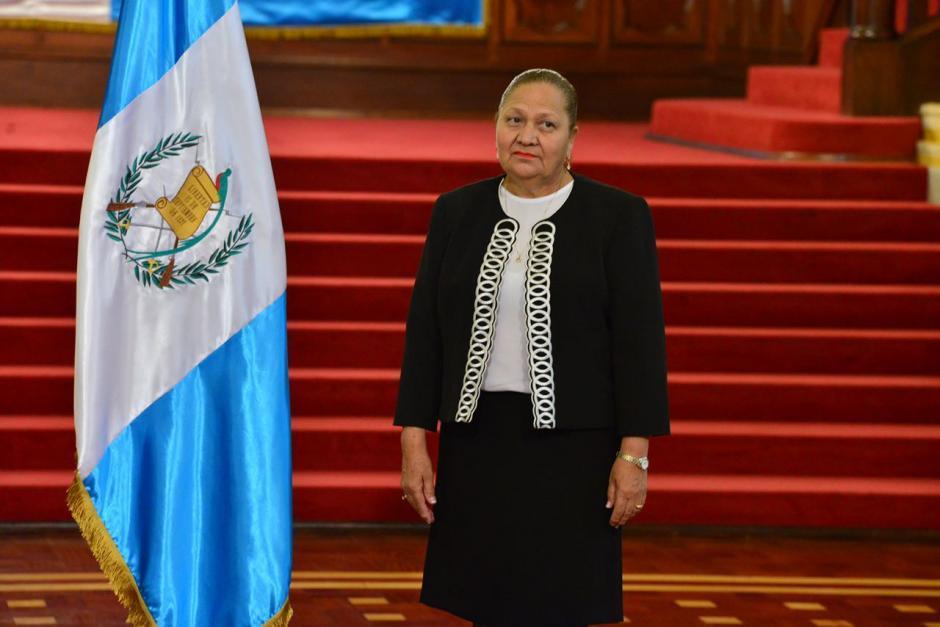 Consuelo Porras habría presentado una tesis plagiada para obtener el grado de doctora en Derecho en la Universidad Mariano Gálvez. (Foto: archivo)