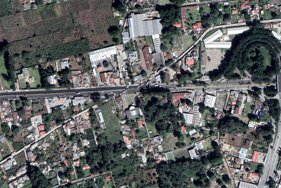 El proyecto vial busca erradicar un nuevo de congestionamiento que se llega a presentar constantemente en el kilómetro 33 de la ruta Interamericana. (Foto: Google Maps)
