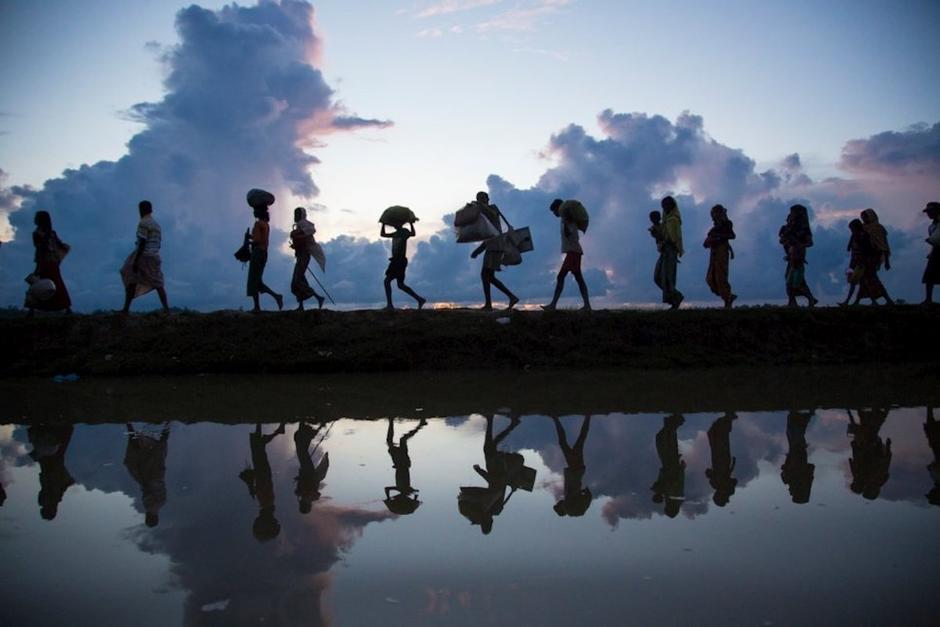 Más de 70 migrantes fueron abandonados y rescatados en Guatemala. (Foto: OACNUR)