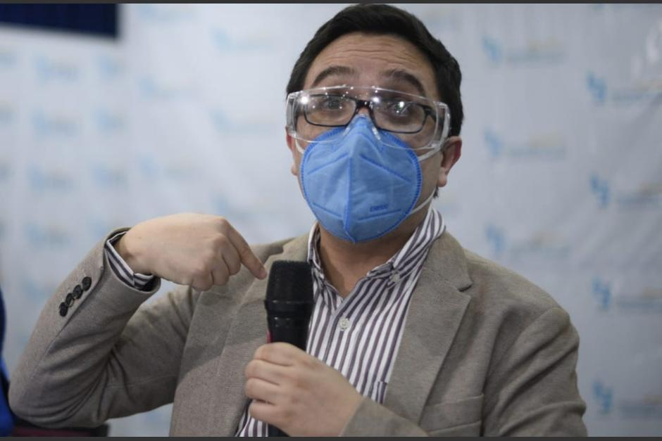 El exjefe de la FECI, Juan Francisco Sandoval, tuvo que salir de Guatemala tras ser destituido. (Foto: archivo)