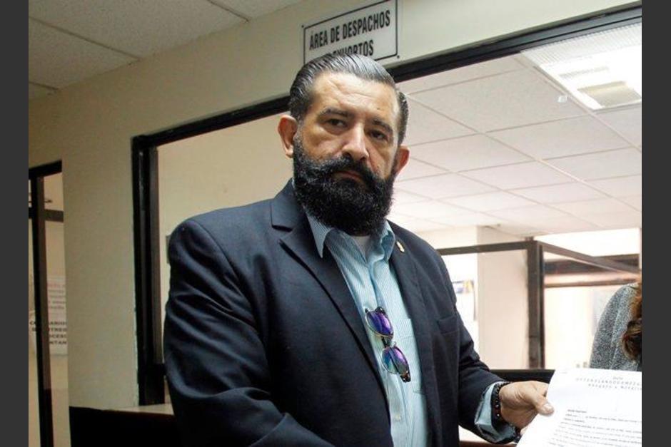 El abogado Otto Gómez fue detenido este martes 28 de septiembre. (Foto: La Hora)
