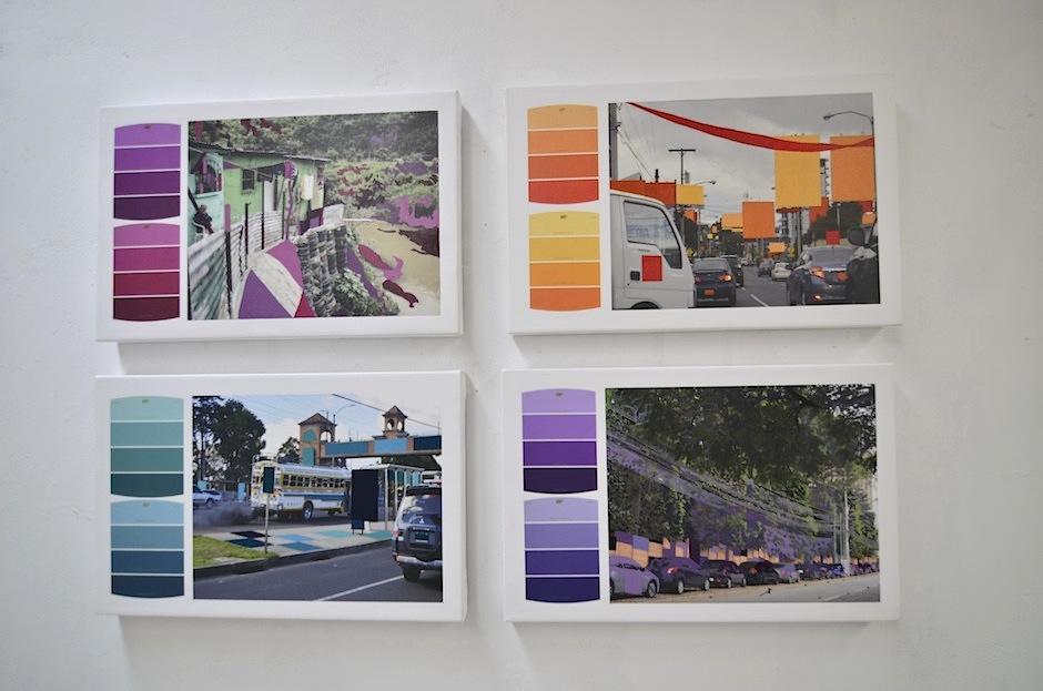 Fotografía, performance, pintura y escultura forman parte de la muestra. (Foto: Selene Mejía/Soy502)
